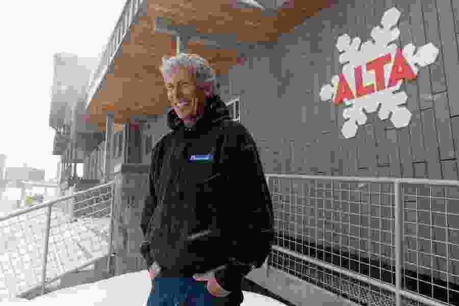 Alta's Onno Wieringa gets skiing's national lifetime achievement award
