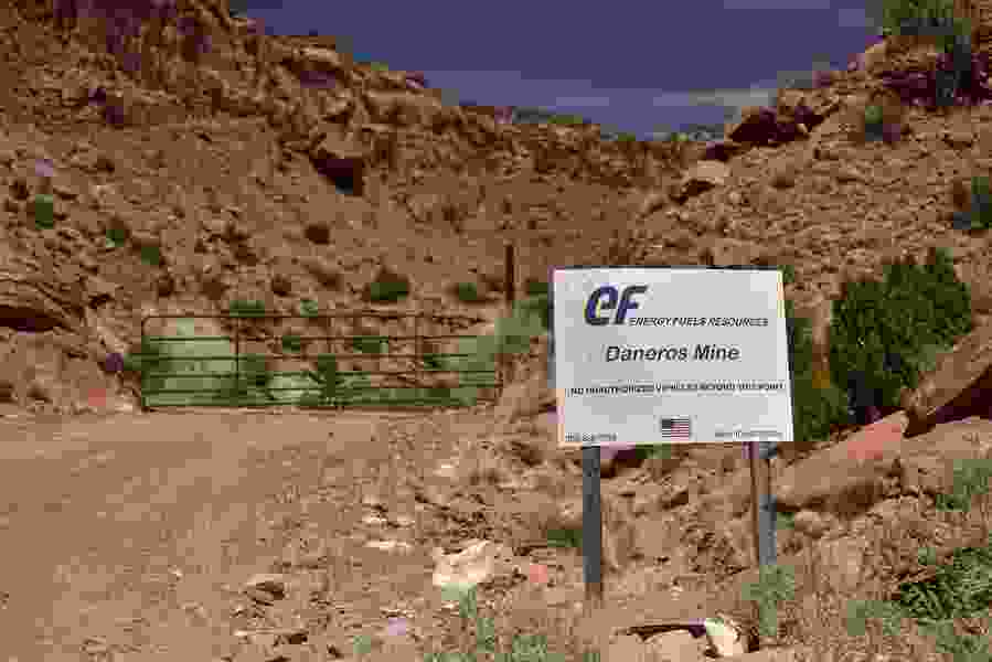 Trump administration plan could revive the uranium industry in Utah, raising concerns from conservationists