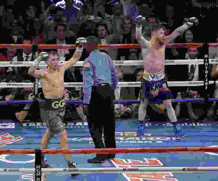Golovkin and Alvarez fight to a brutal draw; rematch to come