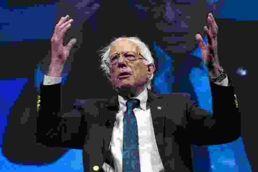 Dana Milbank: Bernie Sanders has emerged as the Donald Trump of the left