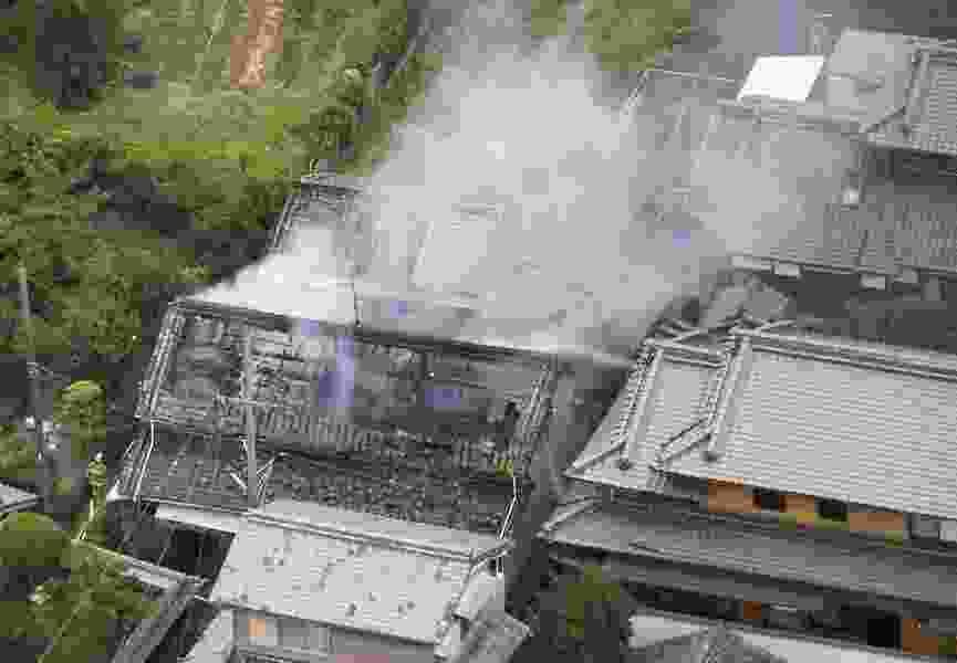 3 confirmed dead in western Japan earthquake