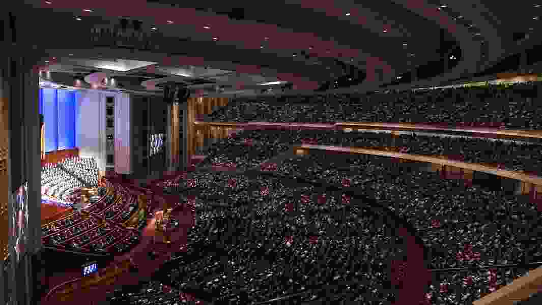 Mormon Land: Aging apostles, denouncing racism, same-sex marriage