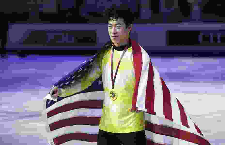 Nathan Chen is the skater to beat at this week's national championships