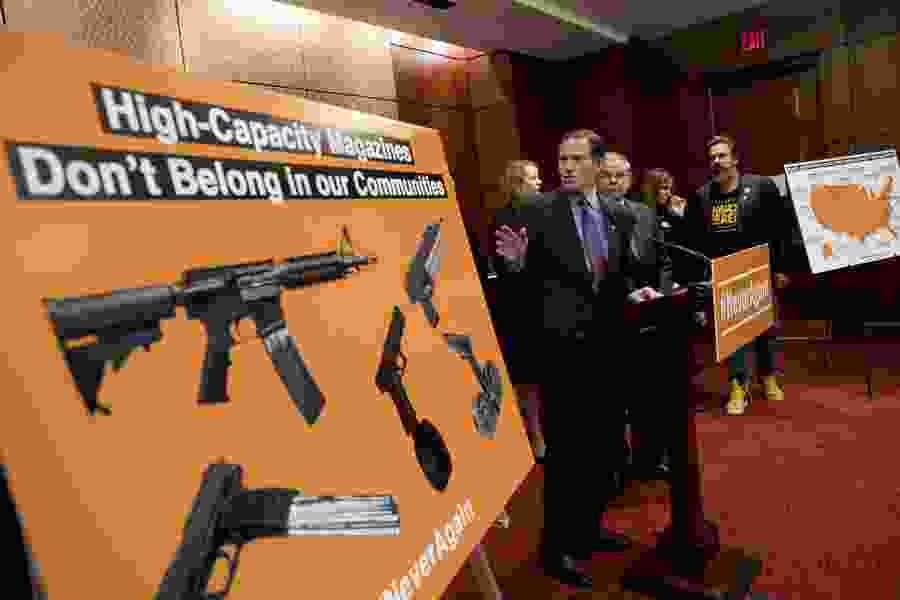 After shootings, Congress again weighs gun violence response