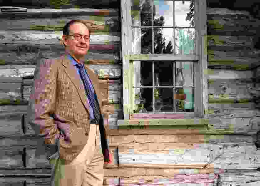 Publisher Gibbs Smith, who reinvented Western stories from his Utah barn, dies at 77