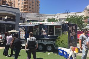 (Kathy Stephenson | Tribune file photo) If it's deep-fried, then the Fry Me to The Moon food truck in Salt Lake City will serve it.