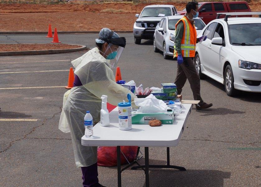 After Testing Push San Juan County Has The Second Highest Coronavirus Case Rate In Utah The Salt Lake Tribune
