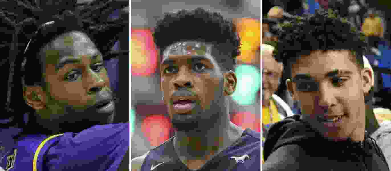 3 UCLA players return to US after China shoplifting incident
