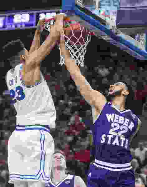 After finishing third last season, Weber State shooting for the top of the Big Sky once again in 2018-19