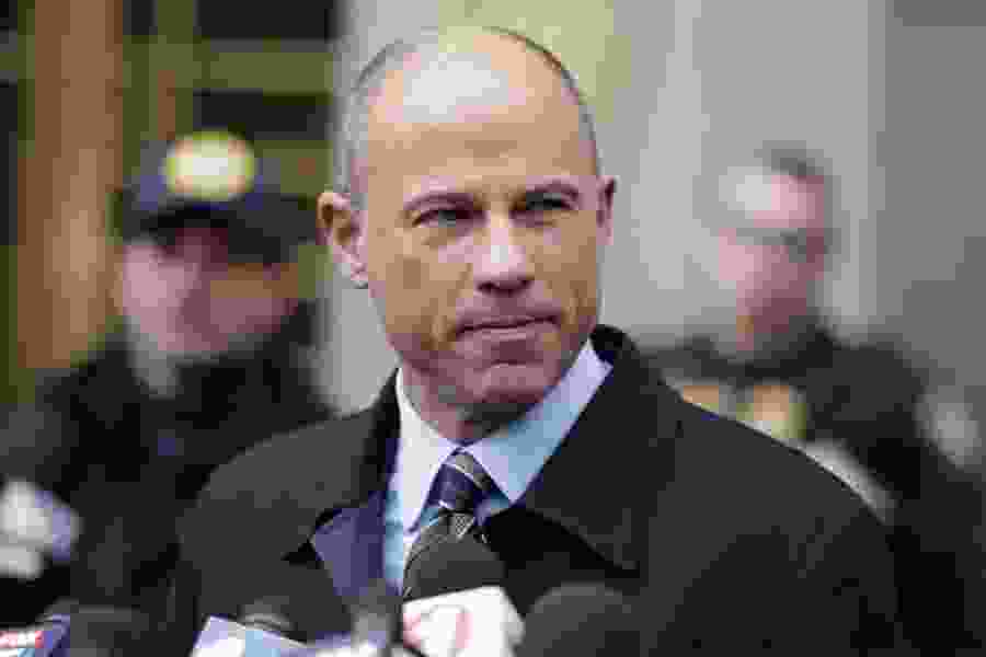 Political Cornflakes: Federal prosecutors charge attorney Michael Avenatti with stealing millions from his clients