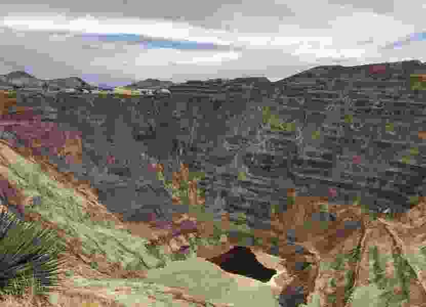 Native American tribes, environmentalists battle copper mine in Arizona