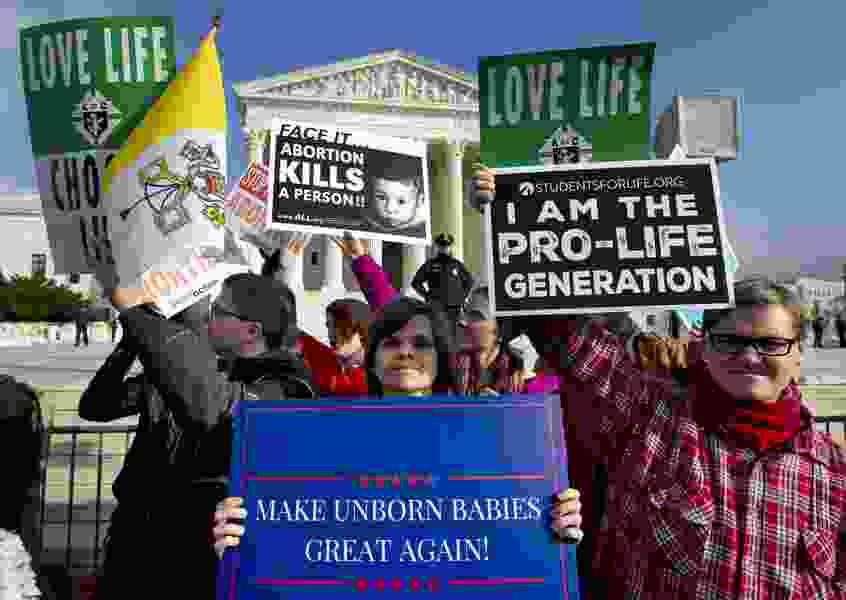 What US ruling may mean for Roe v Wade