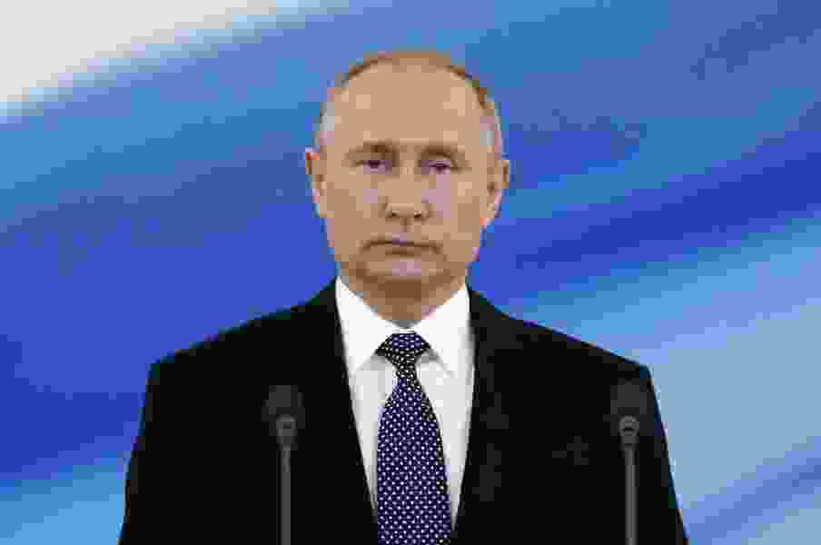Russia's Putin sworn in for 4th term; vows economic reforms