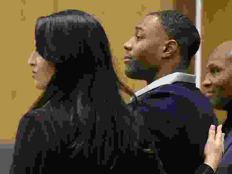 Jury asks for more time to deliberate in former USU football player Torrey Green's rape trial