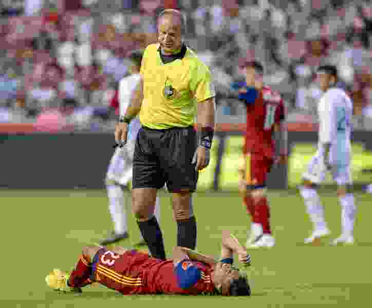 RSL coach Mike Petke unhappy with officiating in weekend tie vs. San Jose