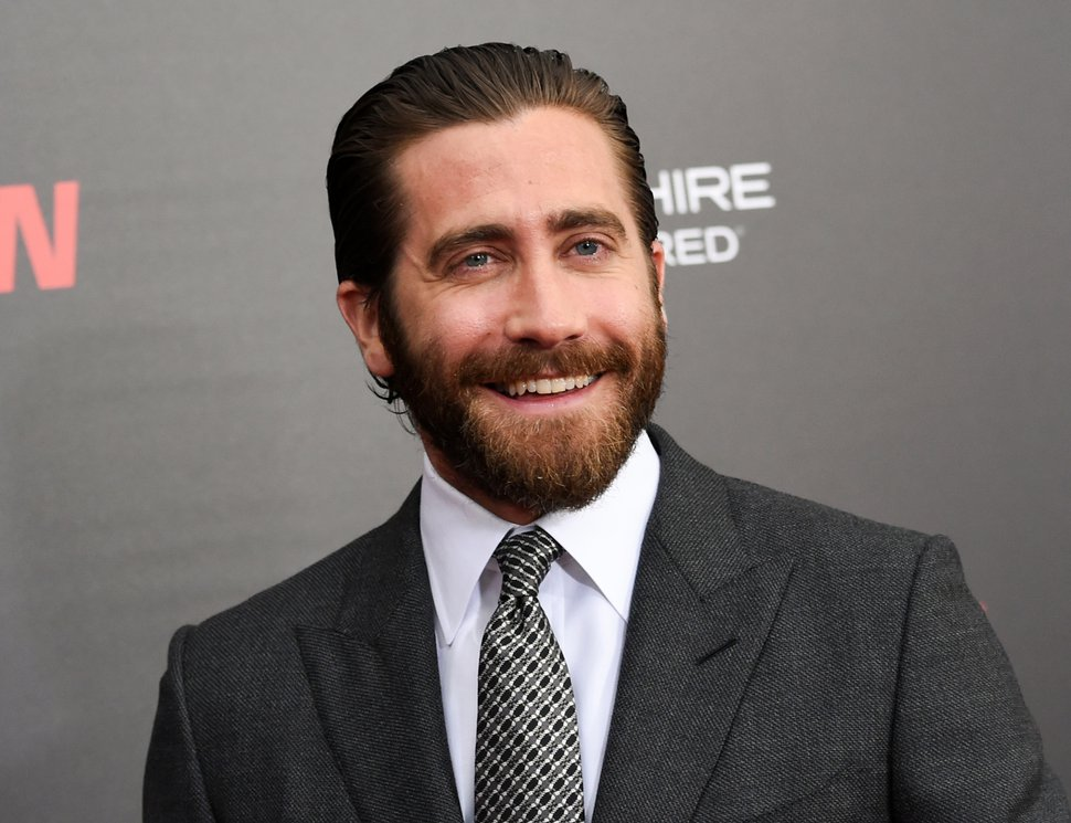 FILE - In this July 20, 2015, file photo, actor Jake Gyllenhaal attends the premiere of