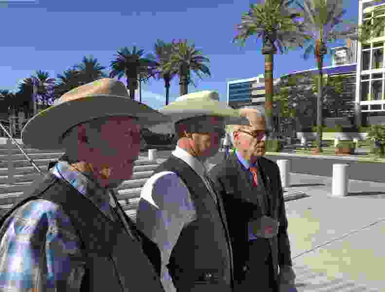 In a report before the 2014 Bundy standoff, the FBI recommended waiving the federal fees Cliven Bundy owed to 'reduce the risk of a violent act'