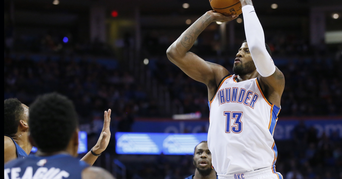 Paul George, Carmelo Anthony ready to visit old teams that are doing better without them around