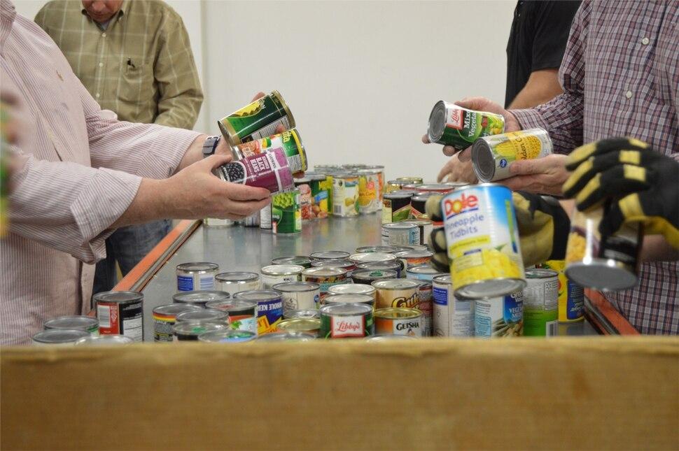 (Photo courtesy of Utah Food Bank) Utah Food Bank distributed 36.1 million meals in 2018.