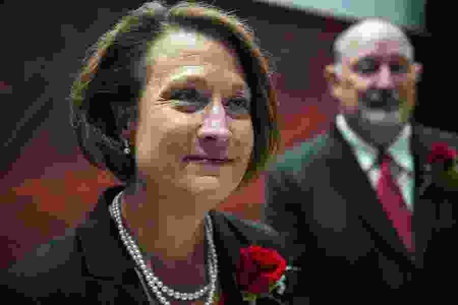 Ruth Watkins named 16th — and first female — president of the University of Utah