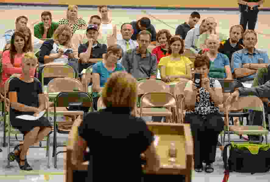 Voters give OK to $650M in local school bonds. Will they do the same for statewide $715M Utah education proposal?