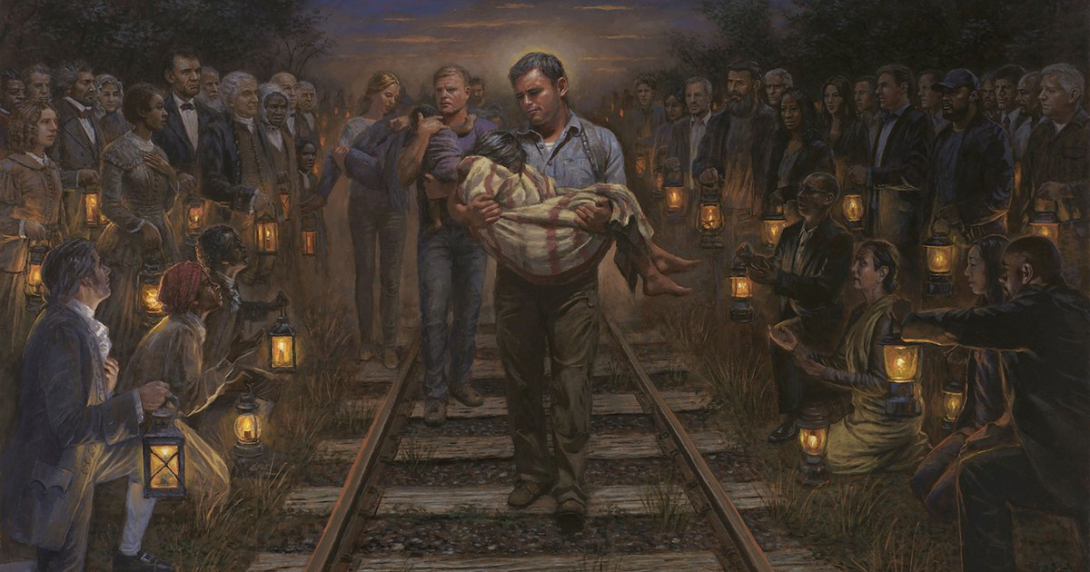 Controversial Utah artists new painting pays tribute to