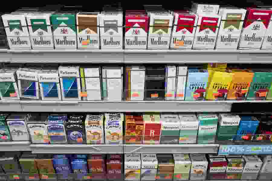 Age limit now 21 across U.S. for cigarettes, tobacco products