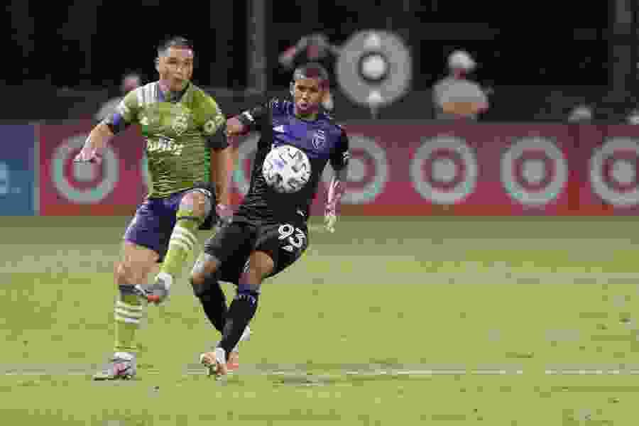 Frei, Vega stand out as Seattle and San Jose play to 0-0 draw