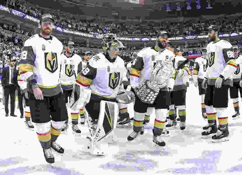NHL Stanley Cup: Vegas Golden Knights close to beating 500-1 odds