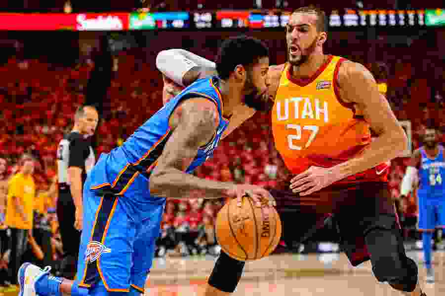 Monson: How about this Jazz guarantee? The Thunder are done