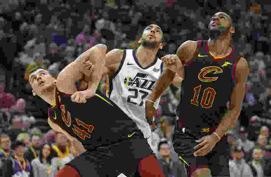 The Triple Team: The Jazz toyed with the Cavaliers, the worst defensive team in NBA history. The game even included Rudy Gobert dribbles.