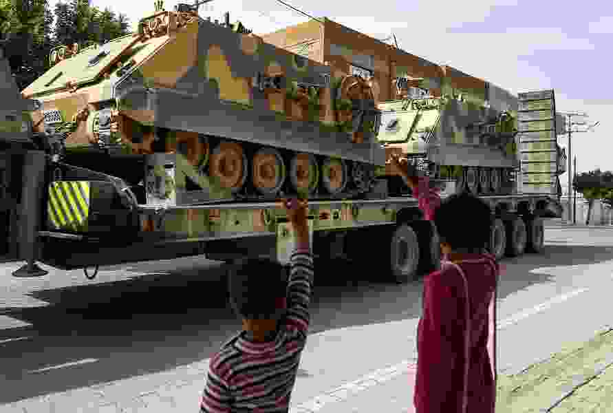 Letter: Kurds did our fighting for us