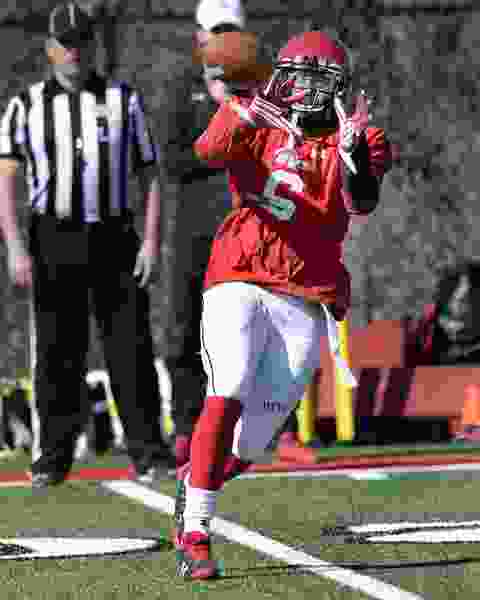 Armand Shyne is healthy again, and that is good news for Utah's running game