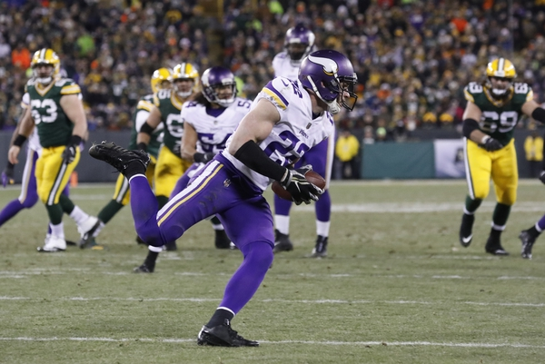 Vikings looking to trademark 'Minneapolis Miracle' after win against Saints
