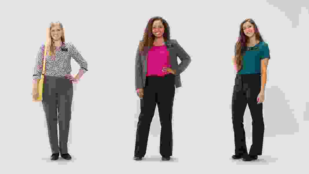 Latter-day Saint women rejoice. They now can wear slacks on their missions, and NOT just to dodge mosquitoes