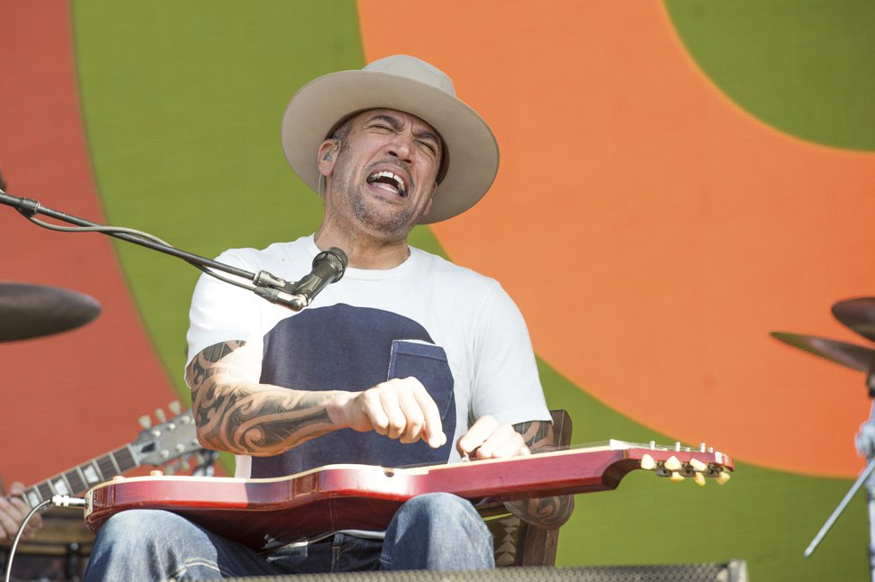(Associated Press file photo) Ben Harper and his band, The Innocent Criminals, will perform Aug. 11 in the Deer Valley Concert Series, at Deer Valley's Snow Park Amphitheater in Park City.