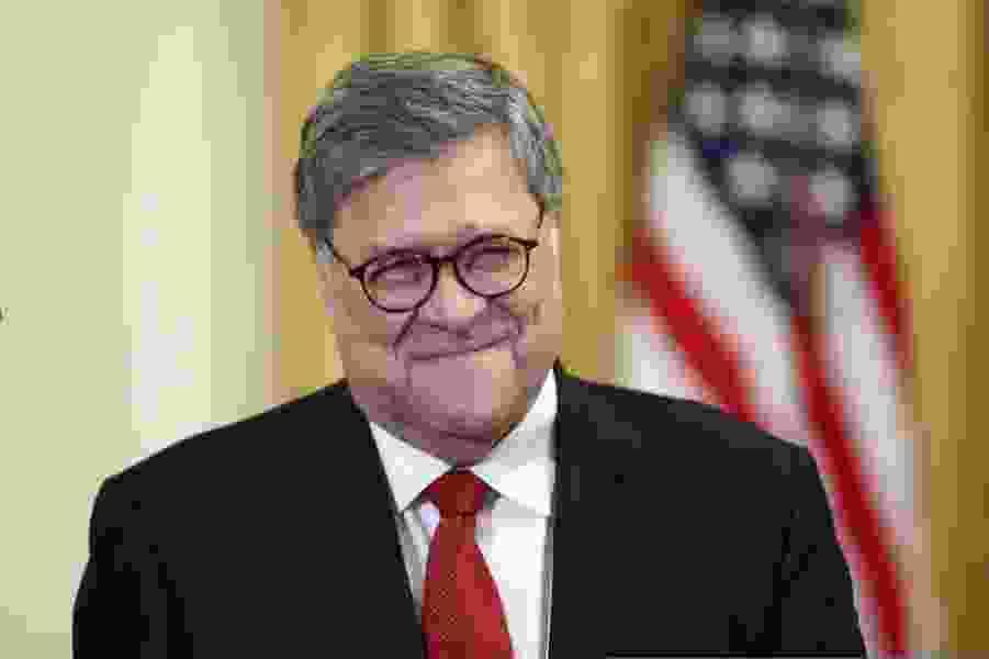 Barr defends handling of Mueller's Russia report