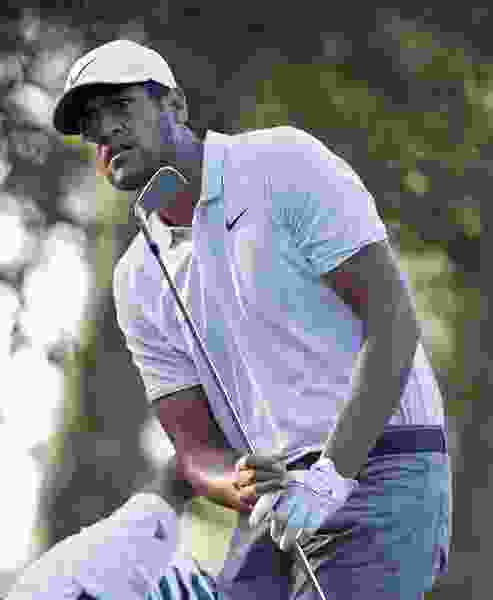 Utah's Tony Finau finishes the PGA Championship with 24 birdies and a tie for 42nd place
