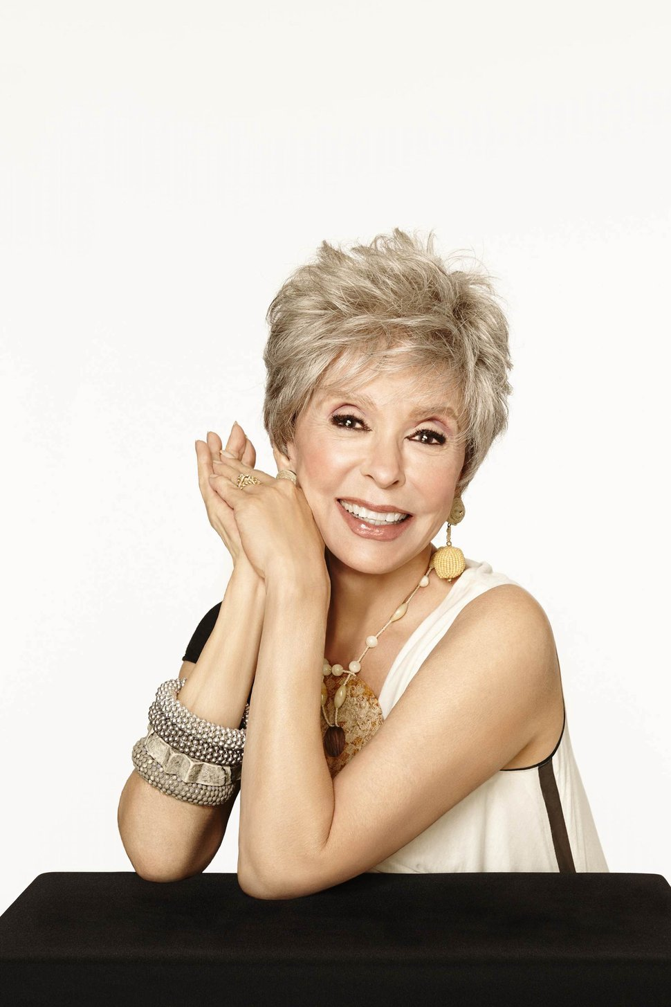 | Courtesy photo Rita Moreno will emcee and perform at the Eccles Theater's Premier Performance on Oct. 21.