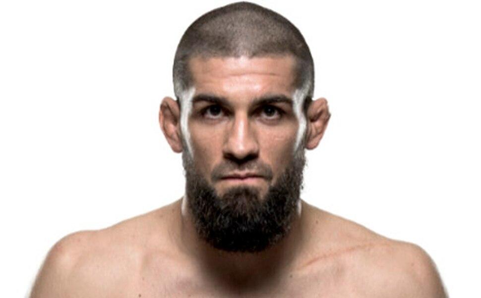Court McGee Courtesy | UFC