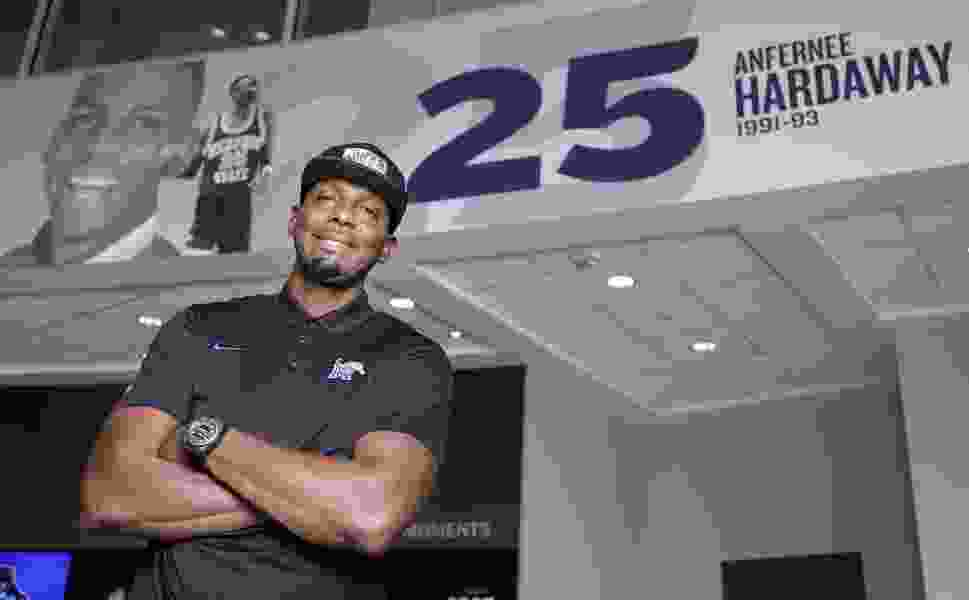 New basketball coach Penny Hardaway already having impact on University of Memphis