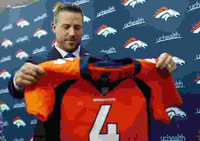 Broncos GM Elway gets his man, Case Keenum - The Salt Lake ...