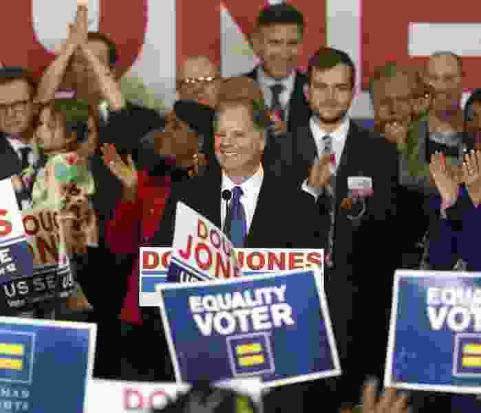 Five faith facts about Alabama's Doug Jones, a quiet Christian