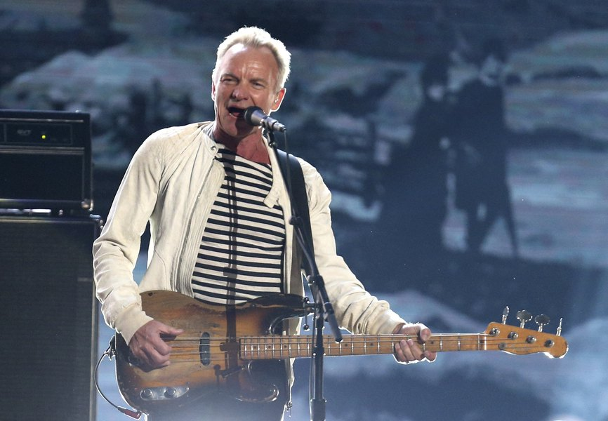 Sting, Utah Symphony to play benefit for Zion National Park's centennial