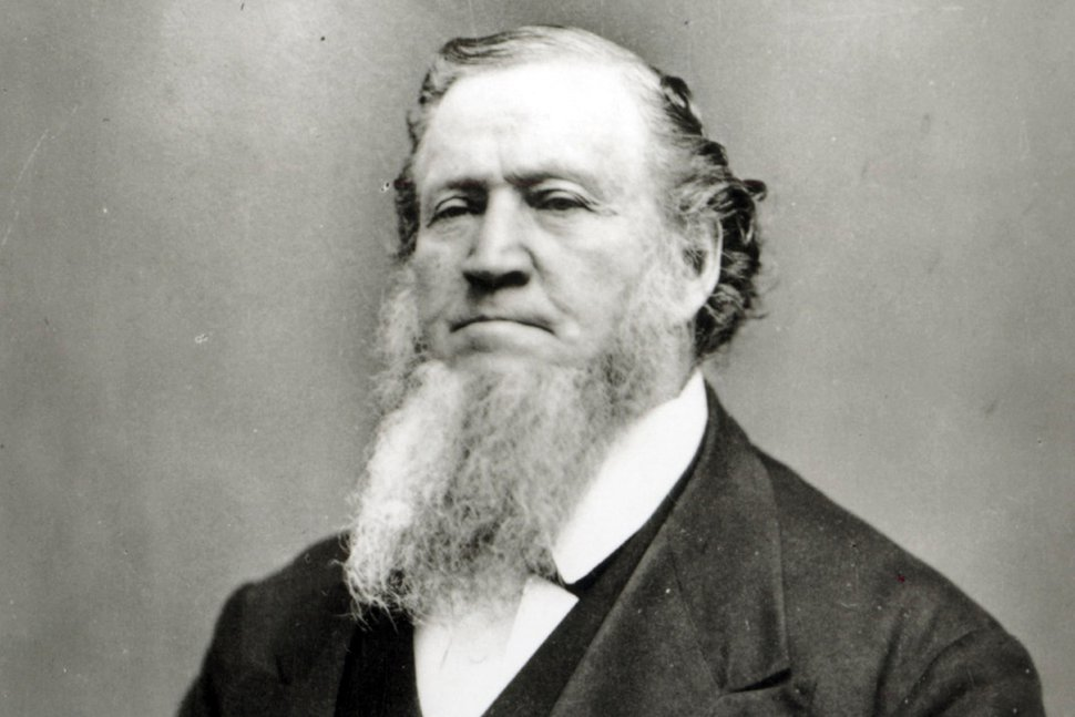 (Tribune file photo) Brigham Young, second president of The Church of Jesus Christ of Latter-day Saints