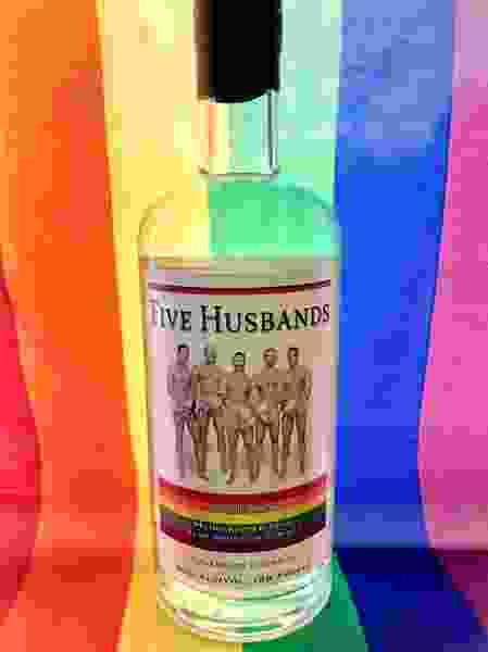 Five Husbands Vodka celebrates Utah's LGBTQ community while poking fun at its polygamous past