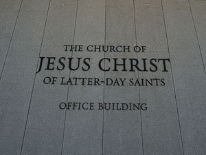 (Leah Hogsten    Tribune file photo)  The Church Office Building in Salt Lake City is home to the headquarters of The Church of Jesus Christ of Latter-day Saints.