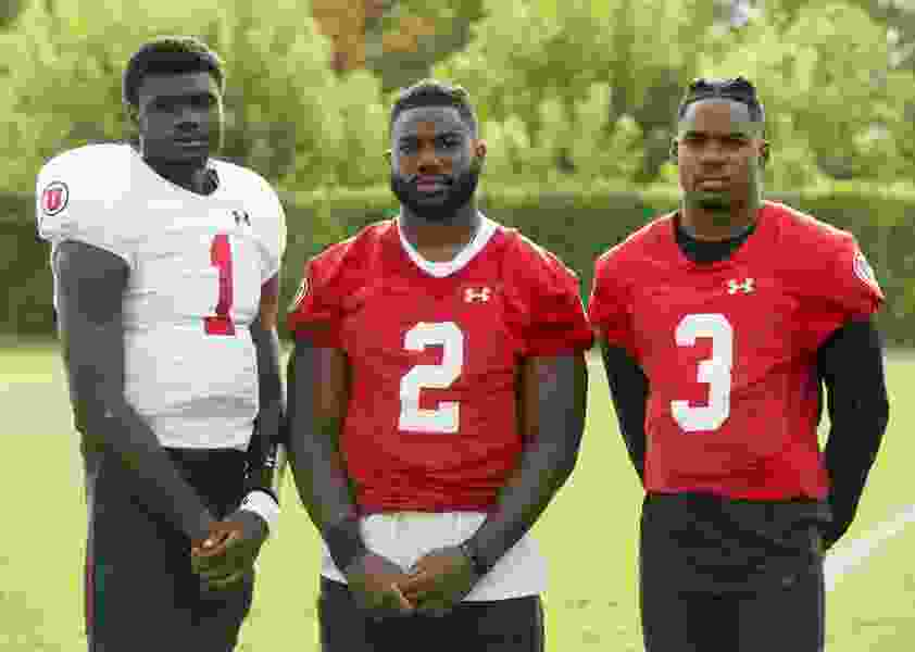 Once a novelty, Utah's 'Hallandale Trio' furnishes the Utes with three big playmakers