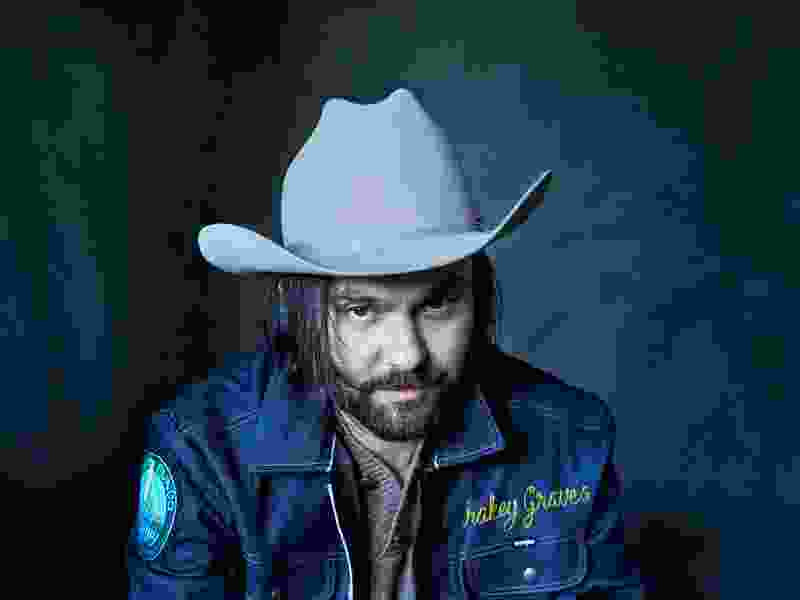 The reinvented Shakey Graves 2.0 seemed more comfortable in his own skin in Red Butte return
