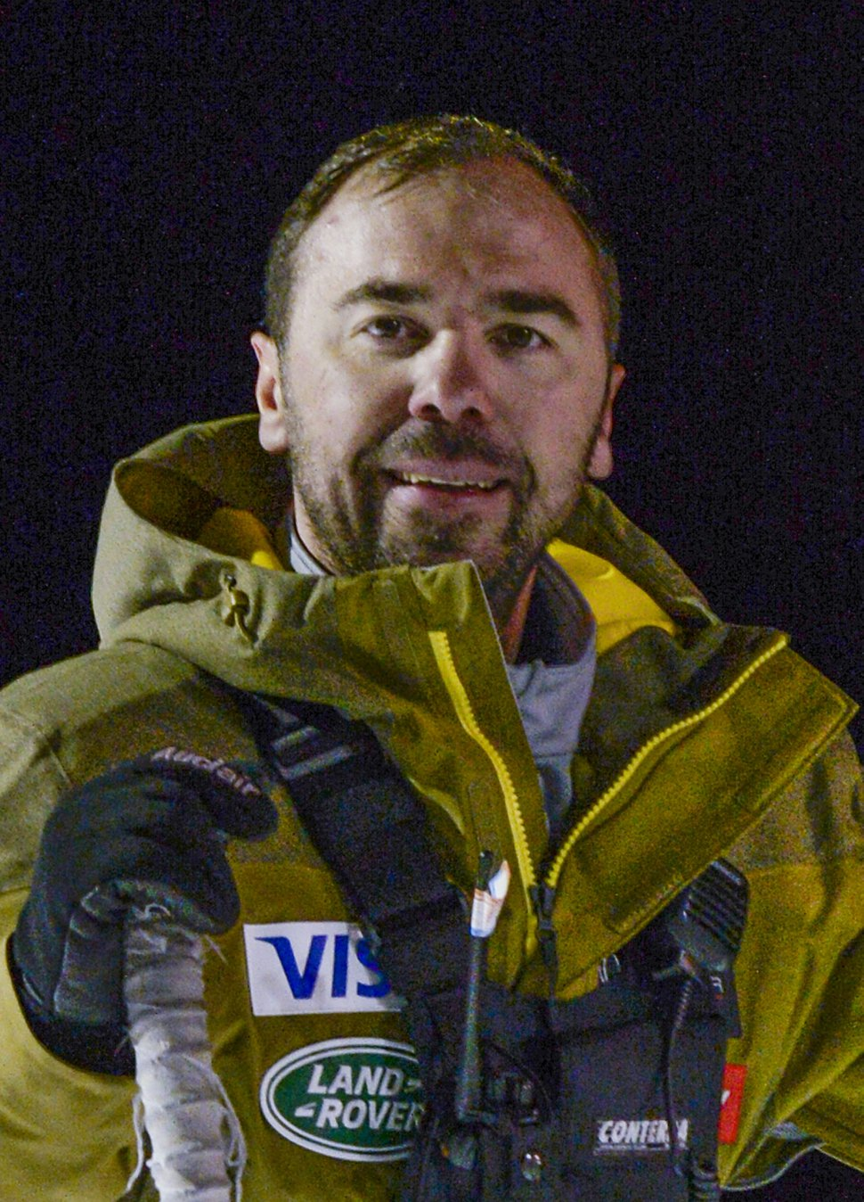 (Leah Hogsten | The Salt Lake Tribune) U.S. Aerials Ski team coach, Vlad Lebedev, Jan. 7, 2020 at the Utah Olympic Park.